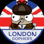 Go London User Group: April gophers