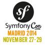SymfonyCon Madrid 2014